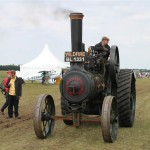Wallis & Steevens Traction Engine
