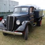 Fordson E83W Truck