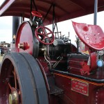 Aveling and Porter Showman's Tractor