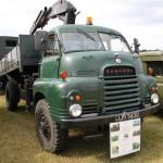 1957 Bedford Truck
