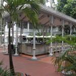 Raffles Garden Bar