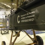 Markings of DH9A