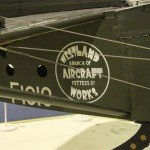 Factory Markings of DH9A