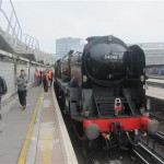 Braunton at Waterloo
